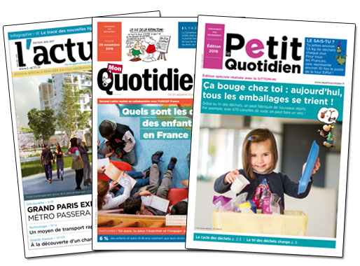 Quotidiens Play Bac Presse